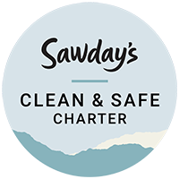 Sawdays Clean & Safe Charter